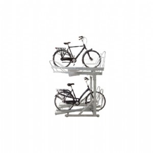 FietsParKeur for new double tier bicycle rack V8