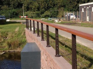 Railings for 'het Reestal' in Nieuwleusen