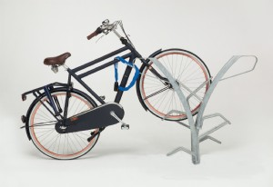 Twist: our latest bicycle rack with FietsParKeur