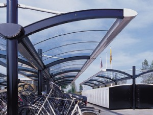 Plan of Action Bicycle Parking