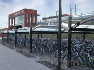 Continuation project Space for Bicycles in 2013